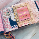 Boss Babe Junk Journal by Marsha Faulk