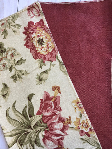 Floral Beauty Upholstery Fabric - JH
