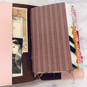 Planner Junk Journals set of 2 by Yesenia Diaz (MCh)