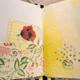 Bee Junk Journal by Barb Plude