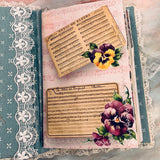 Love of Music Journal by Deb Obrosky