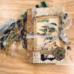 Botanical #1 Junk Journal by Kelsey Andrews