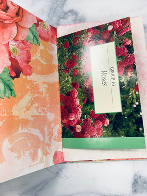 Nature Florals Junk Journal by Lindsey