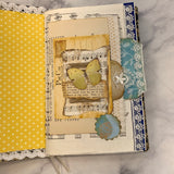 Today Junk Journal by Deb Ferrell