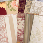 Olden Time Wallpaper Collection set of 10 - LZ