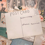 Abandoned Beauty Postcard Journal Cards  - LZ