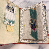 Into the Woods Junk Journal by Julia Butler (January 2020 Challenge)