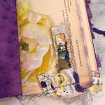 Sunrise & Lavender Junk Journal by Bobbie (AprCh)
