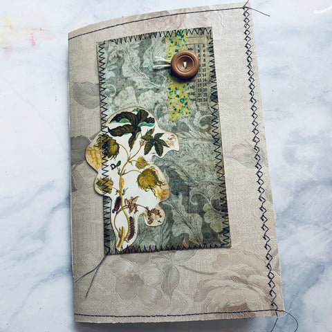 Life Notes Junk Journal #6 - LZ