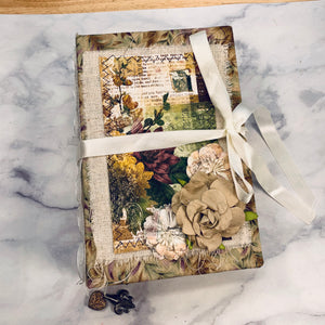 Botanical Garden Junk Journal by Jane Dilley