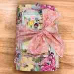 Floral Junk Journal by Kelsey Andrews