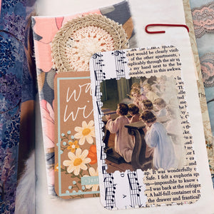 Little Girl Junk Journal by Maria Gonzales
