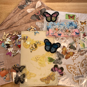 Deluxe Butterfly Goody Bag - LZ