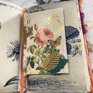 Junk Journal #2 by Bitty Penny (January 2020 Challenge)