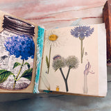 Set of 3 Mini Journals by Ann from Sweden
