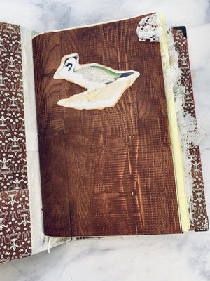Birds Junk Journal by Barb Plude