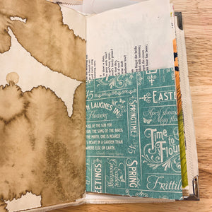 Love Junk Journal by Sophie from China