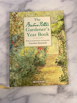 Beatrix Potter Gardeners Year Book