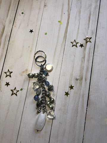 Dangling Charm for Journal or Purse - JH
