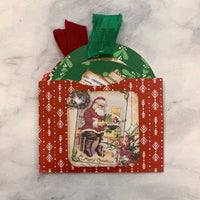 Christmas Tags in a Pocket by JoAnn