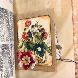 Poppy Junk Journal by Kelsey Andrews