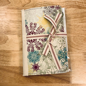 Christmas Daily #1 Junk Journal by Terri Steffes