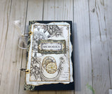 Tick Tock Ring Journal - JH