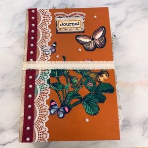 Junk Journal by Linda Reyes (January 2020 Challenge)