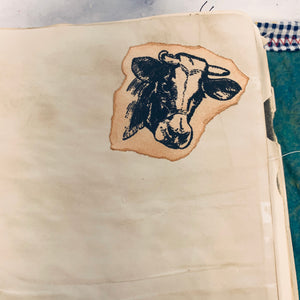 Year on Our Farm Junk Journal by Megan Sullivan