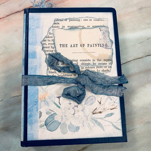 Art of Painting Journal by Rita Henderson (March Challenge)