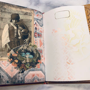 Boho Beauty Journal 1 - LZ