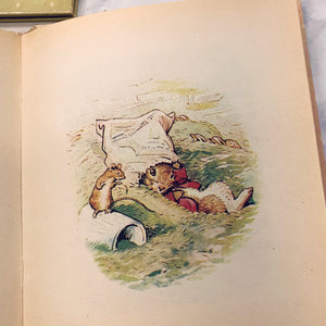 Vintage Beatrix Potter Children's Books - LZ