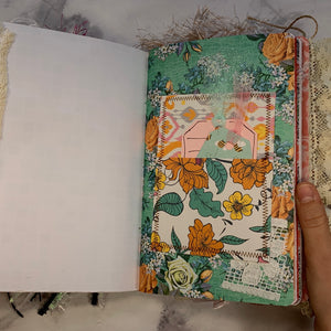 Eclectic Daydream Junk Journal by Yvette Quale