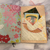 Floral Fun Junk Journal by Yvette Quale