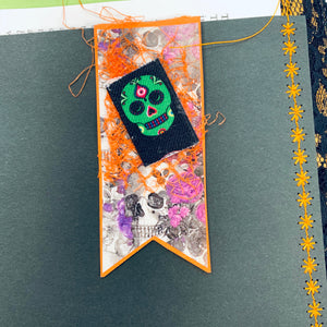 Halloween Junk Journal by Meegan Sullivan