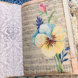Softcover Junk Journal by Lisa Masquelier (MCh)