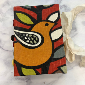 Retro Bird Junk Journal by Donna Young