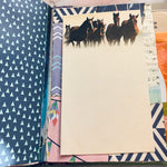 Set of 2 Western Junk Journals by Linda Sanchez