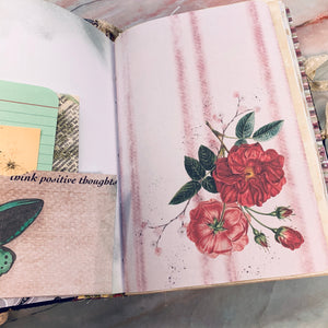 Nature's Walk Junk Journal by Donna Young (Feb Journal Challenge)