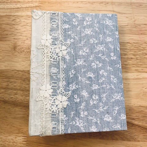 Touch of Blue Junk Journal by Sophie from China
