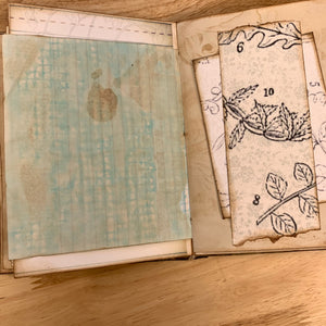 Ode to Nature Junk Journal by Rita Henderson