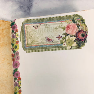 Garden Junk Journal by Tamara Moore
