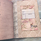 Rhapsody in Bloom Journal by Lisa Vincent (March Challenge)