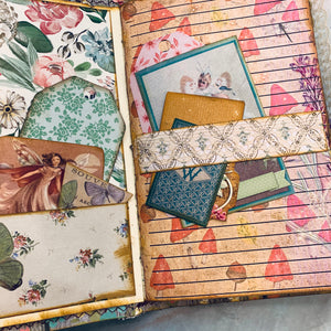 Fairy Junk Journal by Lillian Wolf
