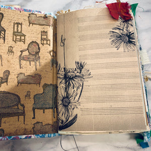 Junk Journal by Bitty Penny (January 2020 Challenge)