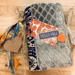 Hello Fall Junk Journal by Lisa Masquelier