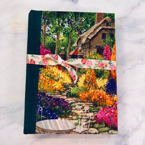 The Garden Junk Journal by Dannette (AprCh)