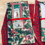 Christmas Junk Journals set of 3 by Paula Ann Featherston