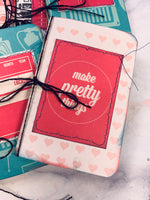 Freebie Flowish Journal with Lifetime Digital Purchase - LZ