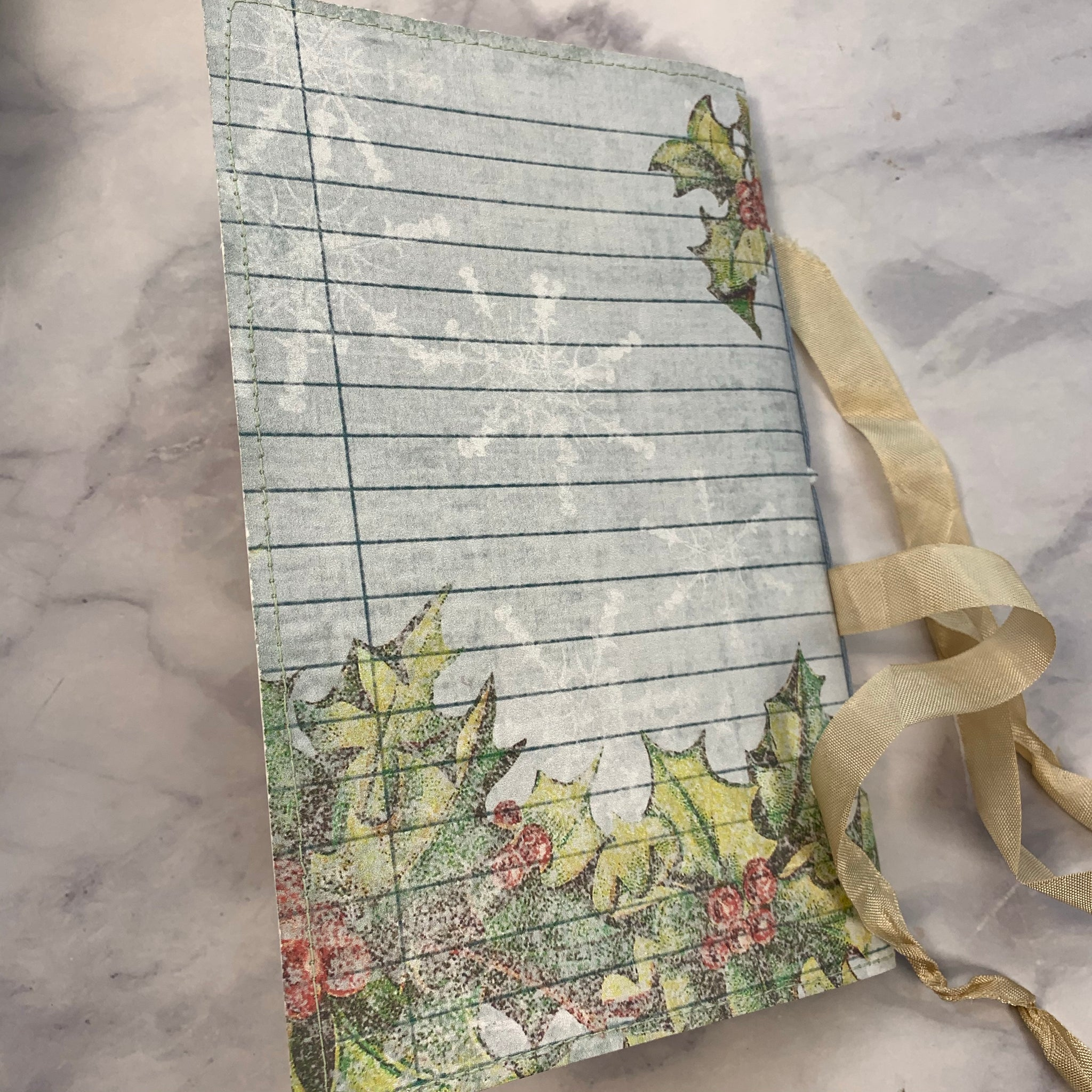 Christmas Gift Junk Journal by Cheryl Howe